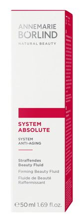 ANNEMARIE BÖRLIND - SYSTEM ABSOLUTE Straffendes Beauty Fluid 50ml