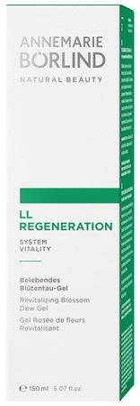 ANNEMARIE BÖRLIND - LL REGENERATION Belebendes Blütentau-Gel 150ml