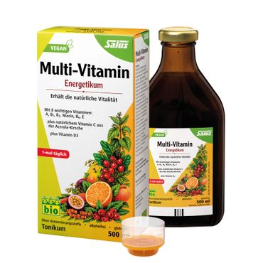 Salus - Multi-Vitamin-Energetikum 500ml