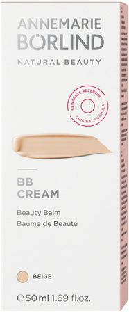 ANNEMARIE BÖRLIND - BB Cream beige 50ml