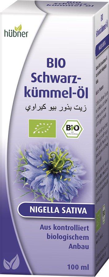Hübner - Schwarzkümmelöl bio 100ml