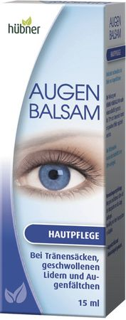Hübner - Augenbalsam 15ml