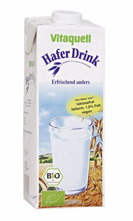 Fauser-Vitaquell - Hafer Drink bio 1000ml