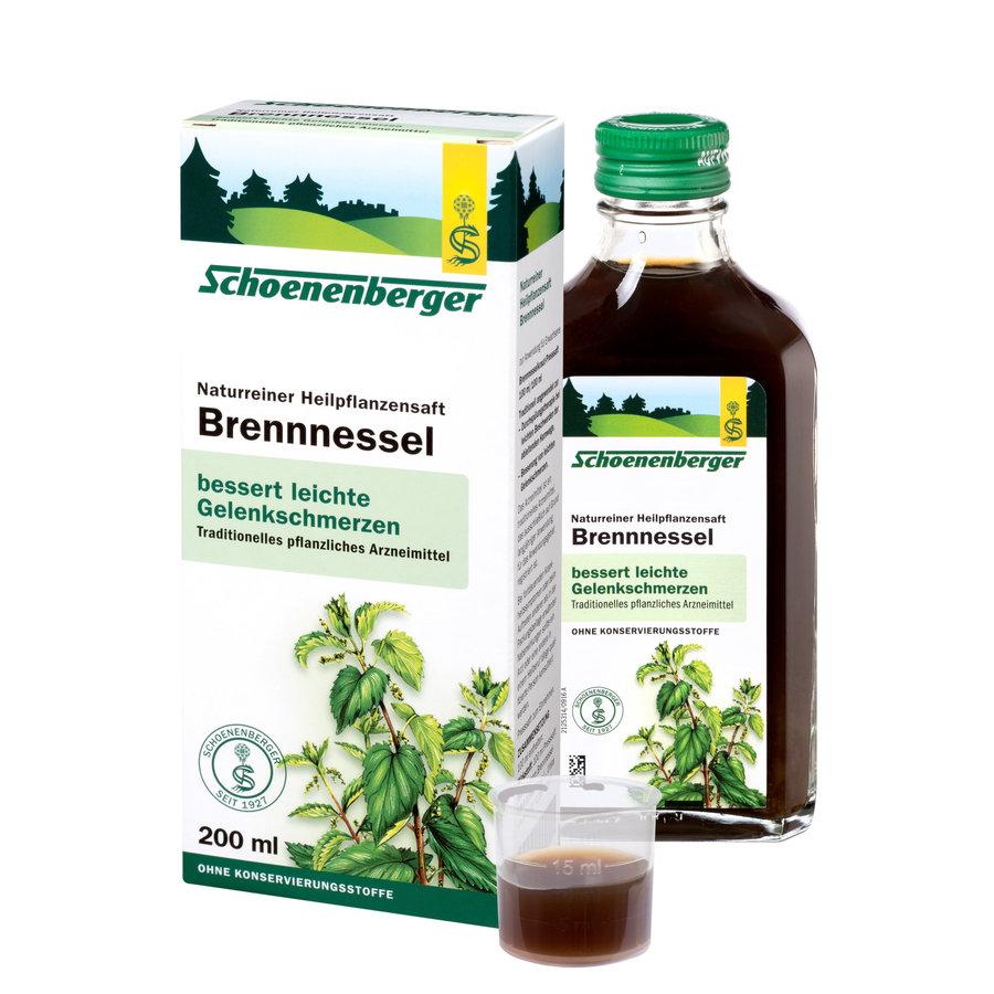 Schoenenberger - Brennnesselsaft bio 200ml