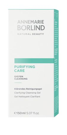ANNEMARIE BÖRLIND -  PURIFYING CARE Klärendes Reinigungsgel 150ml