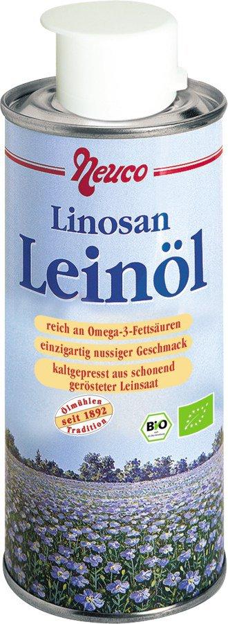 Neuco - Linosan-Leinöl bio 250ml