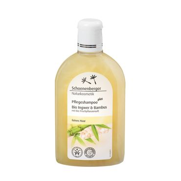 Schoenenberger - Pflegeshampoo plus Bio Ingwer&Bambus 250ml