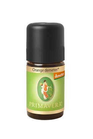 Primavera - Orange demeter bio 5ml