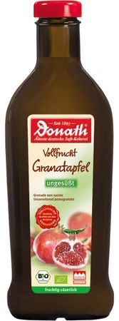 Donath - Bio Granatapfel ungesüßt 500ml