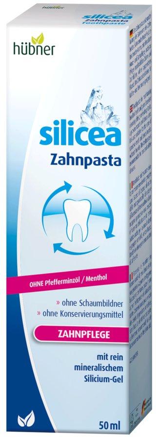 Hübner - Silicea Zahnpasta ohne Pfefferminzöl 50ml