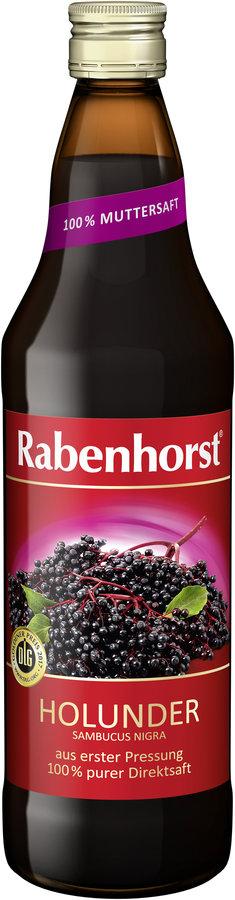 Rabenhorst - Holunder Muttersaft 700ml