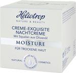 Heliotrop - Moisture Creme Exquisite Nachtcreme 50ml 001