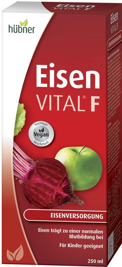 Hübner - Eisen VITAL F Eisen Liquid 250ml