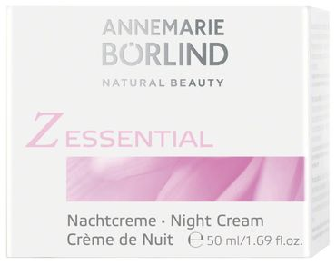 ANNEMARIE BÖRLIND - Z Essential Nachtcreme 50ml