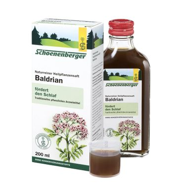 Schoenenberger - Baldriansaft bio 200ml
