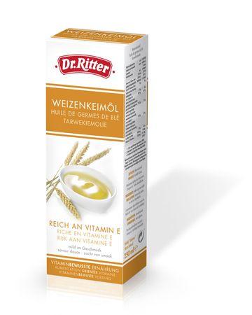 Dr. Ritter - Weizenkeimöl 250ml