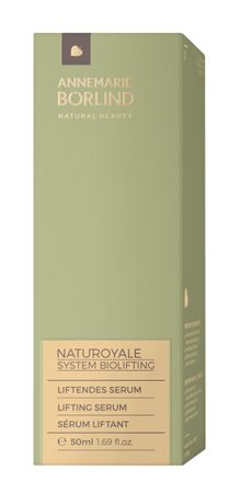ANNEMARIE BÖRLIND  Naturoyale Biolifting Lifting Serum, 50ml