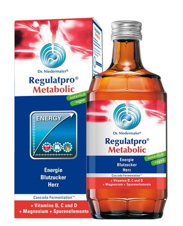 Dr. Niedermaier - Regulat pro Metabolic 350ml