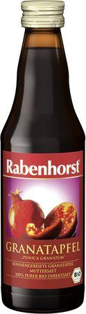 Rabenhorst - Granatapfel Muttersaft bio 330ml