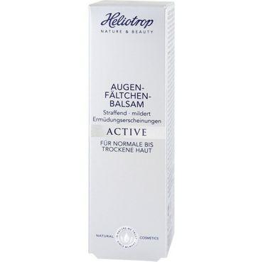 Heliotrop - ACTIVE Augenfältchen-Balsam 20ml