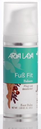 ARYA LAYA - Fuß-Fit Balsam 50ml