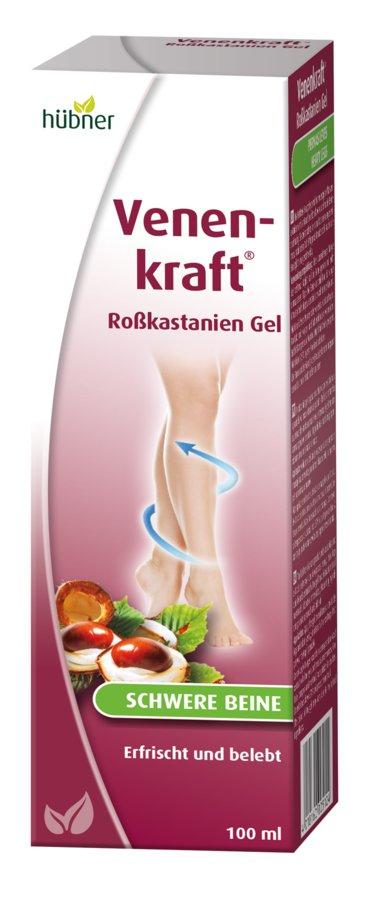 Hübner - Venen-Kraft Roßkastaniengel 100ml