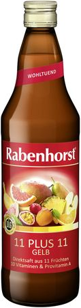 Rabenhorst - 11 plus 11 750ml