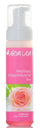 ARYA LAYA - Wellness Schaumdusche Rose 200ml