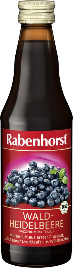 Rabenhorst - Heidelbeer Muttersaft bio 330ml