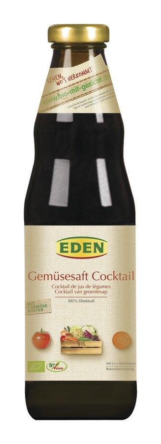 EDEN - Gemüsesaft-Cocktail bio 750ml