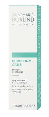 ANNEMARIE BÖRLIND - PURIFYING CARE Regulierende Gesichtspflege 75ml – Bild 1