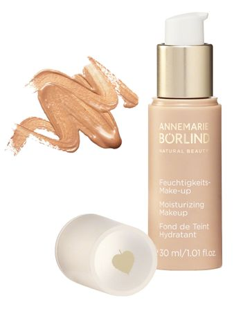 ANNEMARIE BÖRLIND - Feuchtigkeits-Make-up almond 46 k 30ml – Bild 3