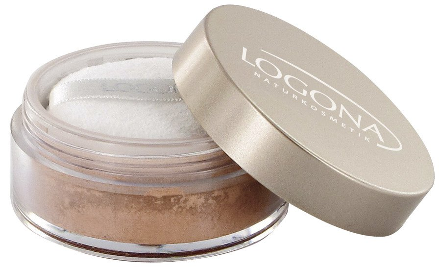 Logona - Loose Face Powder no. 2, bronze