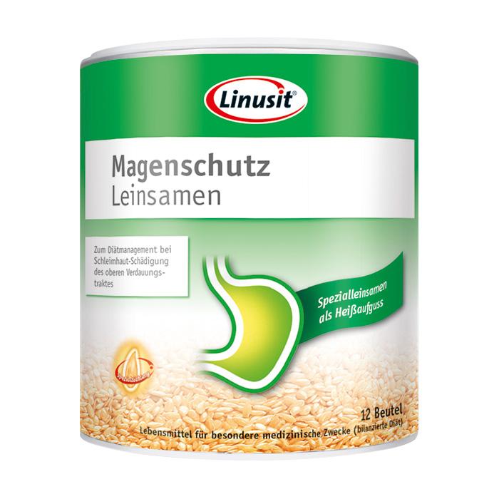Linusit - Magenschutz Leinsamen 12 Beutel