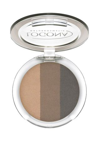 Logona - Eyeshadow Trio no. 02, cashmere
