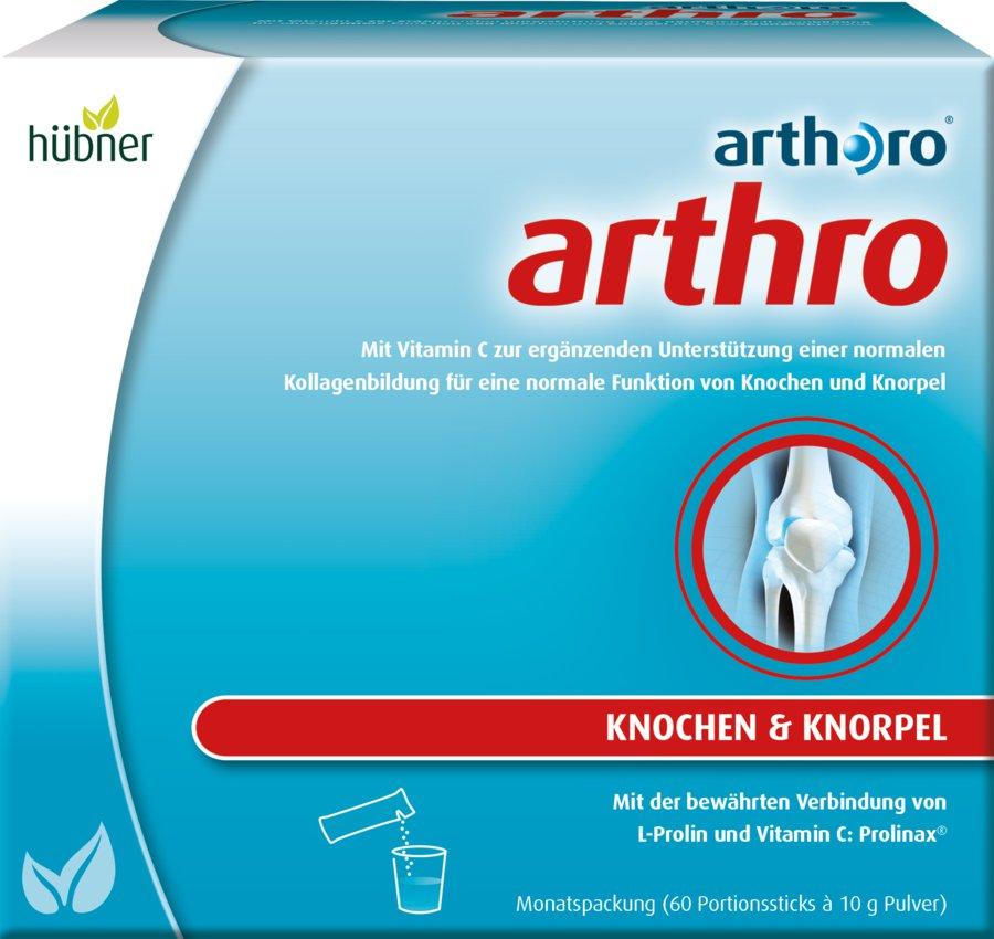 Hübner - arthoro arthrose 60Stk
