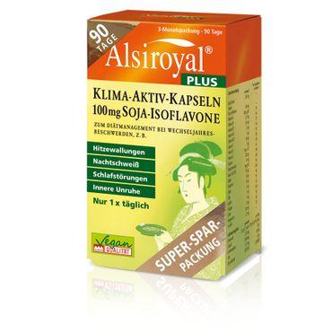 Alsiroyal - PLUS Klima Aktiv 90 Stk