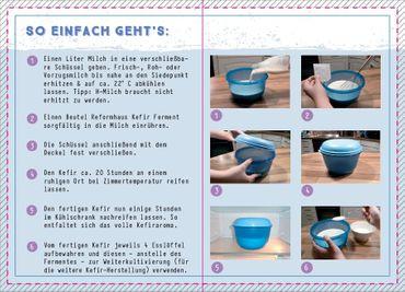 Reformhaus - Kefir-Ferment mild bio 10g – Bild 2