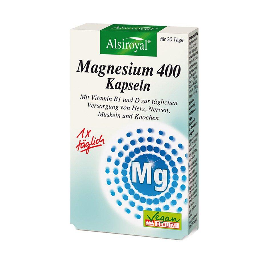 Alsiroyal - Magnesium 400 20Stk