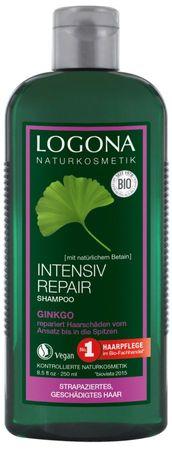 Logona - Repair Shampoo Ginkgo 250ml