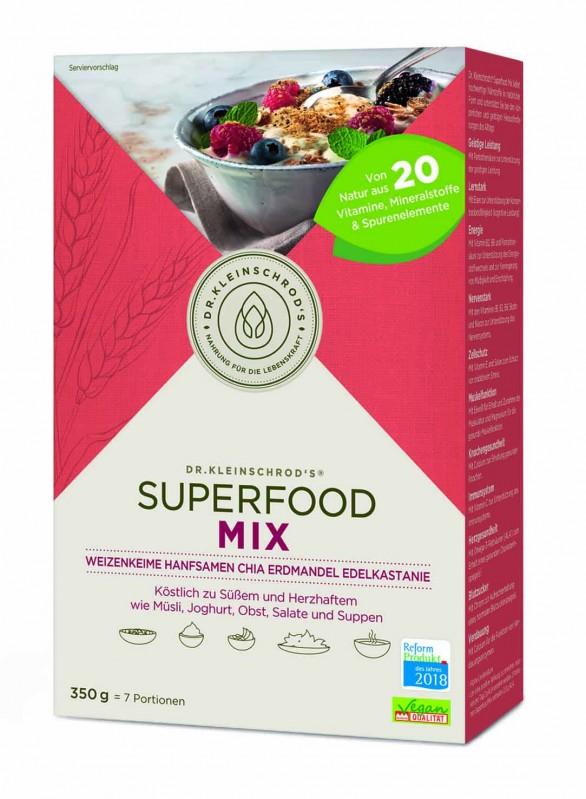 Alsitan - Dr. Kleinschrod's Superfood Mix vegan 350g