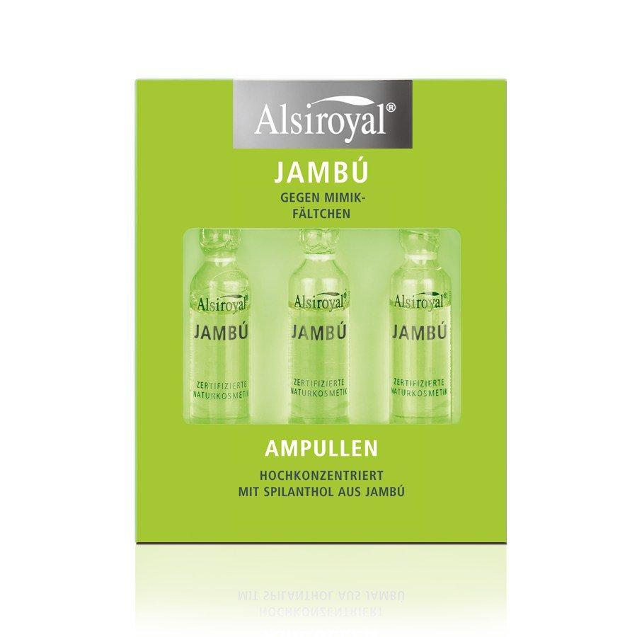 Alsiroyal - Jambu Ampullen 9ml