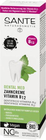 Sante - dental med Zahncreme Vitamin B12
