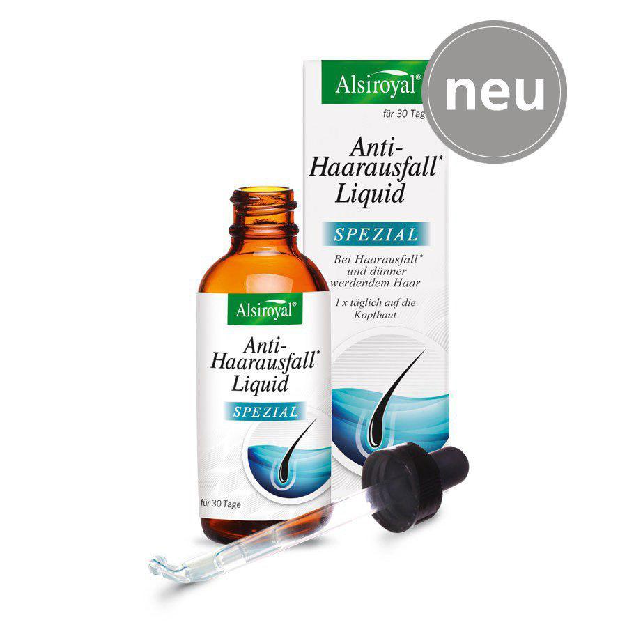 Alsiroyal - Anti-Haarausfall Liquid vegan 50 ml