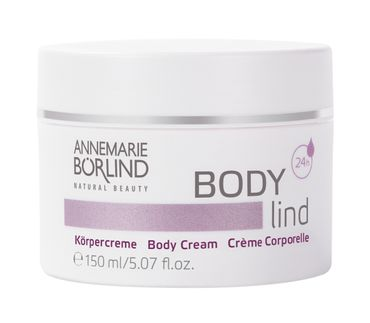 ANNEMARIE BÖRLIND BODY lind Körpercreme, 150 ml