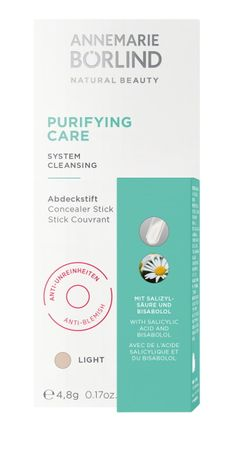 ANNEMARIE BÖRLIND - PURIFYING CARE Abdeckstift light 1Stk.