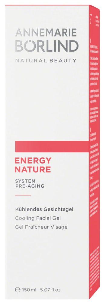ANNEMARIE BÖRLIND - ENERGYNATURE Kühlendes Gesichtsgel 150ml