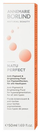 ANNEMARIE BÖRLIND - NATUPERFECT Anti-Pigment & Brightening Fluid 50ml