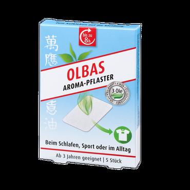 Olbaas - Aroma Pflaster 5 Stück