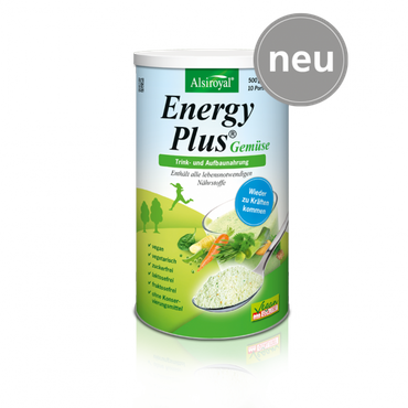 Alsiroyal - Energy plus Gemüse 500g